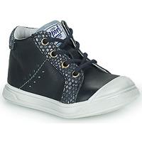 Cipők Lány Magas szárú edzőcipők GBB AGAPE Kék