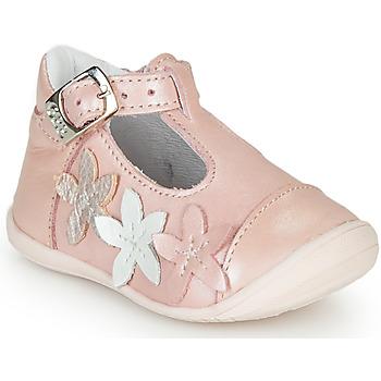 Cipők Lány Balerina cipők  GBB AGATTA Rózsaszín