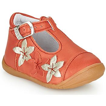 Cipők Lány Balerina cipők  GBB AGATTA Korall