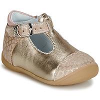 Cipők Lány Balerina cipők  GBB MERTONE Bézs