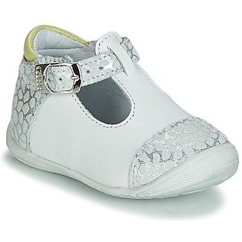 Cipők Lány Balerina cipők  GBB MERTONE Fehér