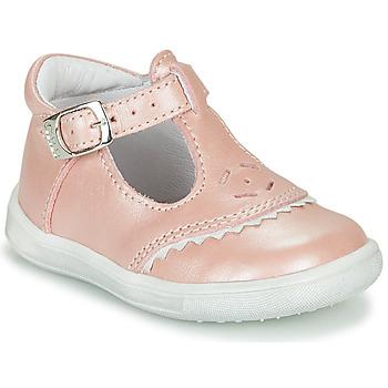 Cipők Lány Balerina cipők  GBB AGENOR Rózsaszín