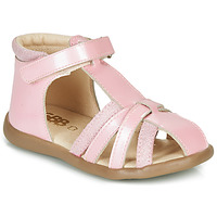Cipők Lány Szandálok / Saruk GBB AGRIPINE Rózsaszín