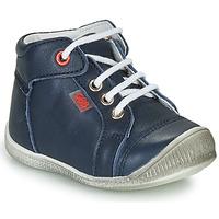 Cipők Fiú Magas szárú edzőcipők GBB PARGA Kék