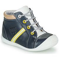 Cipők Fiú Magas szárú edzőcipők GBB GABRI Kék