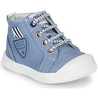 Cipők Fiú Magas szárú edzőcipők GBB GREGOR Kék