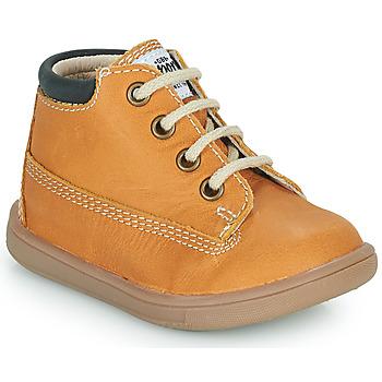 Cipők Fiú Magas szárú edzőcipők GBB NORMAN Narancssárga