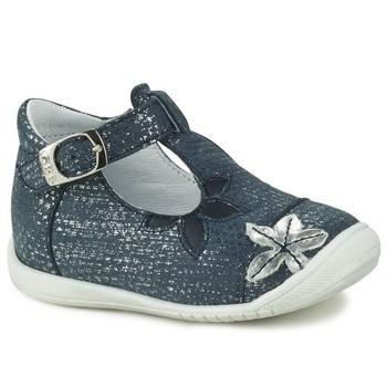Cipők Lány Balerina cipők  GBB ANAXI Kék
