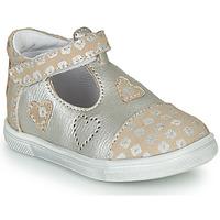 Cipők Lány Balerina cipők  GBB ANISA Bézs