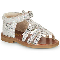 Cipők Lány Szandálok / Saruk GBB PHILIPPINE Rózsaszín