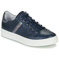Cipők Lány Rövid szárú edzőcipők GBB DANINA Kék