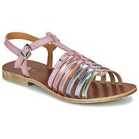 Cipők Lány Szandálok / Saruk GBB BANGKOK Rózsaszín