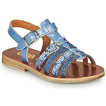 Cipők Lány Szandálok / Saruk GBB BANGKOK Kék