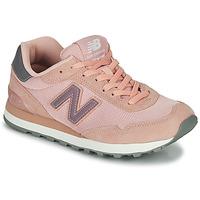 Cipők Női Rövid szárú edzőcipők New Balance WL515GBP-B Rózsaszín
