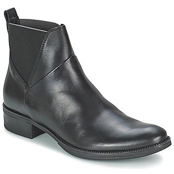 Shoes Női Csizmák Geox MENDI ST D Fekete