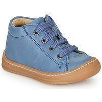 Cipők Fiú Magas szárú edzőcipők GBB HIPOTE Kék
