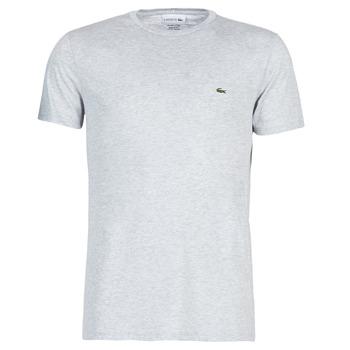 Ruhák Férfi Rövid ujjú pólók Lacoste TH6709 Szürke