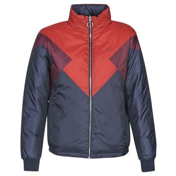 Ruhák Női Steppelt kabátok Lacoste BF8987 Tengerész