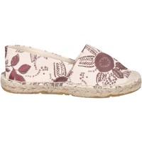 Cipők Lány Gyékény talpú cipők Manila Grace AP456 Bézs