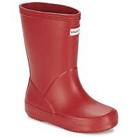 Cipők Gyerek Gumicsizmák Hunter KIDS FIRST CLASSIC Piros