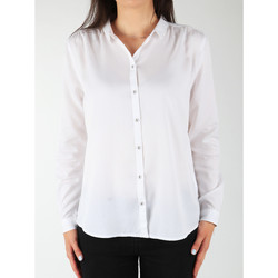 Ruhák Női Ingek / Blúzok Wrangler Koszula  L/S Relaxed Shirt W5190BD12 biały