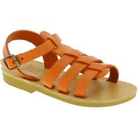 Cipők Gyerek Szandálok / Saruk Attica Sandals PERSEPHONE CALF ORANGE arancio