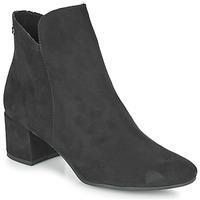 Cipők Női Bokacsizmák Tamaris CIKA Fekete