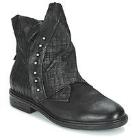 Cipők Női Csizmák Airstep / A.S.98 ETIENNE Fekete