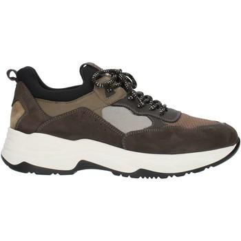 Cipők Férfi Rövid szárú edzőcipők NeroGiardini A901272U Grey