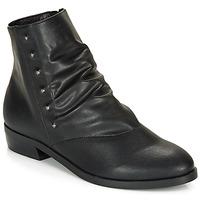 Cipők Női Csizmák André ELIPSE Fekete