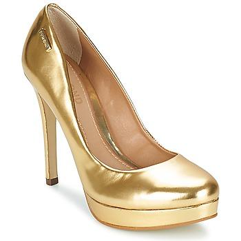 Shoes Női Félcipők Dumond MIRROURO Arany