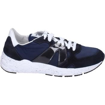 Cipők Férfi Rövid szárú edzőcipők Guardiani BR649 Kék