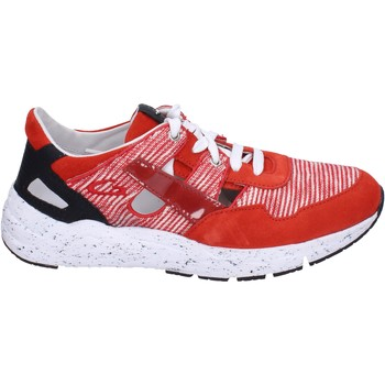 Cipők Férfi Rövid szárú edzőcipők Guardiani BR650 Piros