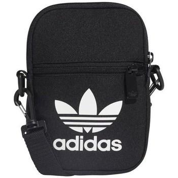 Táskák Oldaltáskák adidas Originals Fest Bag Trefoil Fekete