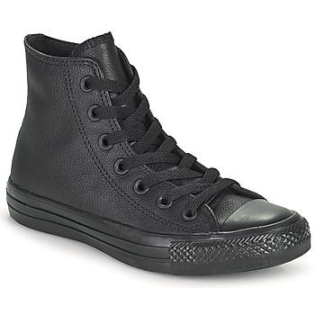 Shoes Magas szárú edzőcipők Converse CHUCK TAYLOR ALL STAR MONO HI Fekete