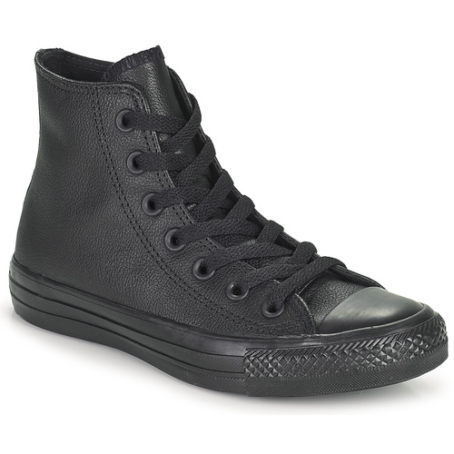 Cipők Magas szárú edzőcipők Converse CHUCK TAYLOR ALL STAR MONO HI Fekete 4f24041a0a