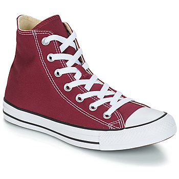 Shoes Magas szárú edzőcipők Converse CHUCK TAYLOR ALL STAR CORE HI Bordó