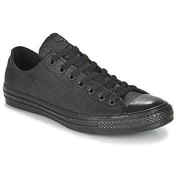 Cipők Rövid szárú edzőcipők Converse CHUCK TAYLOR ALL STAR MONO OX Fekete