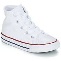 Shoes Gyerek Magas szárú edzőcipők Converse CHUCK TAYLOR ALL STAR CORE HI Fehér