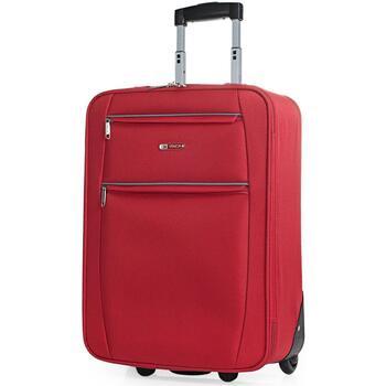 Táskák Puha bőröndök Itaca Cassley között Piros
