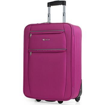 Táskák Puha bőröndök Itaca Cassley között Fukszia