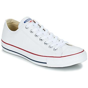 Cipők Rövid szárú edzőcipők Converse Chuck Taylor All Star CORE LEATHER OX Fehér