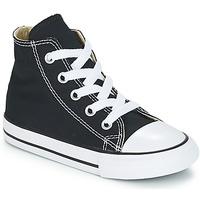 Cipők Gyerek Magas szárú edzőcipők Converse CHUCK TAYLOR ALL STAR CORE HI Fekete
