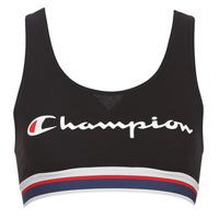 Fehérnemű Női Sport melltartók Champion AUTHENTIC Fekete