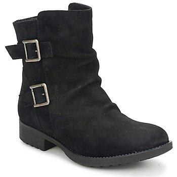 Cipők Női Csizmák Casual Attitude RIJONES Fekete