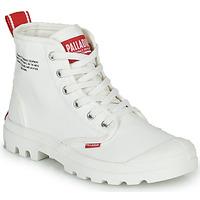 Cipők Csizmák Palladium PAMPA HI DU C Fehér