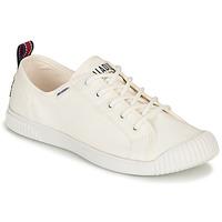 Cipők Női Rövid szárú edzőcipők Palladium EASY LACE Fehér