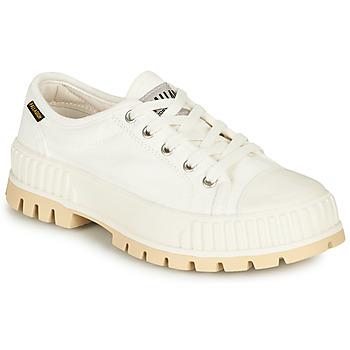 Cipők Női Rövid szárú edzőcipők Palladium PALASHOCK OG Fehér