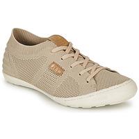 Cipők Női Rövid szárú edzőcipők Palladium GLORIEUSE Bézs