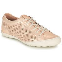 Cipők Női Rövid szárú edzőcipők Palladium GRACIEUSE ALX Rózsaszín